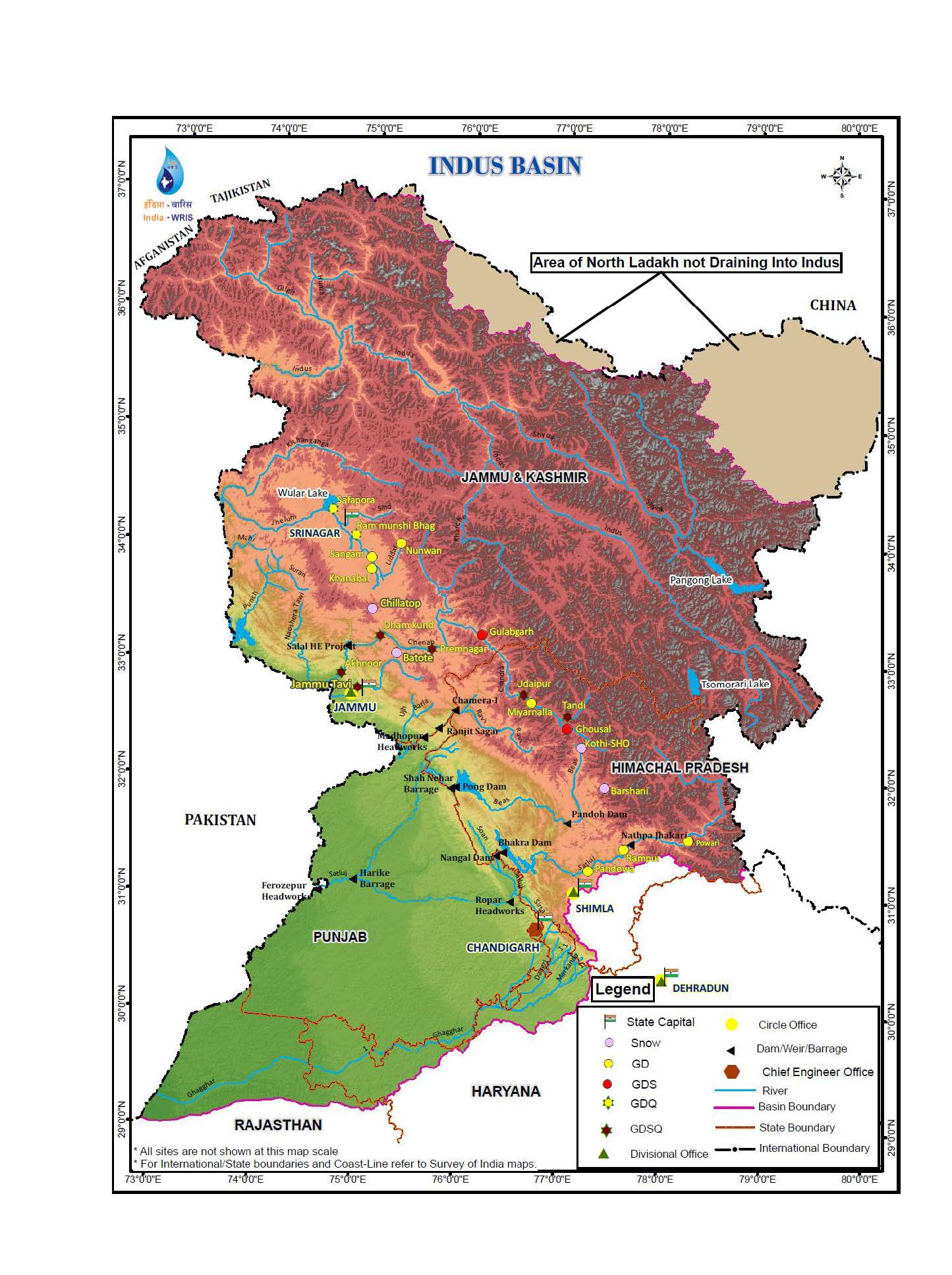 Regional Offices - Central Water Commoission on irrawaddy river on map, himalayan mountains on map, persian gulf on map, gulf of khambhat on map, gobi desert on map, indian ocean on map, kashmir on map, krishna river on map, bangladesh on map, great indian desert on map, ganges river on map, lena river on map, himalayas on map, yangzte river on map, deccan plateau on map, japan on map, yellow river on map, aral sea on map, eastern ghats on map, jordan river on map,